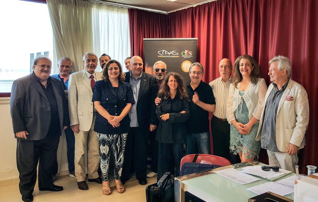 I quadri dirigenti neo elettetti di Arga Lazio Abruzzo Molise