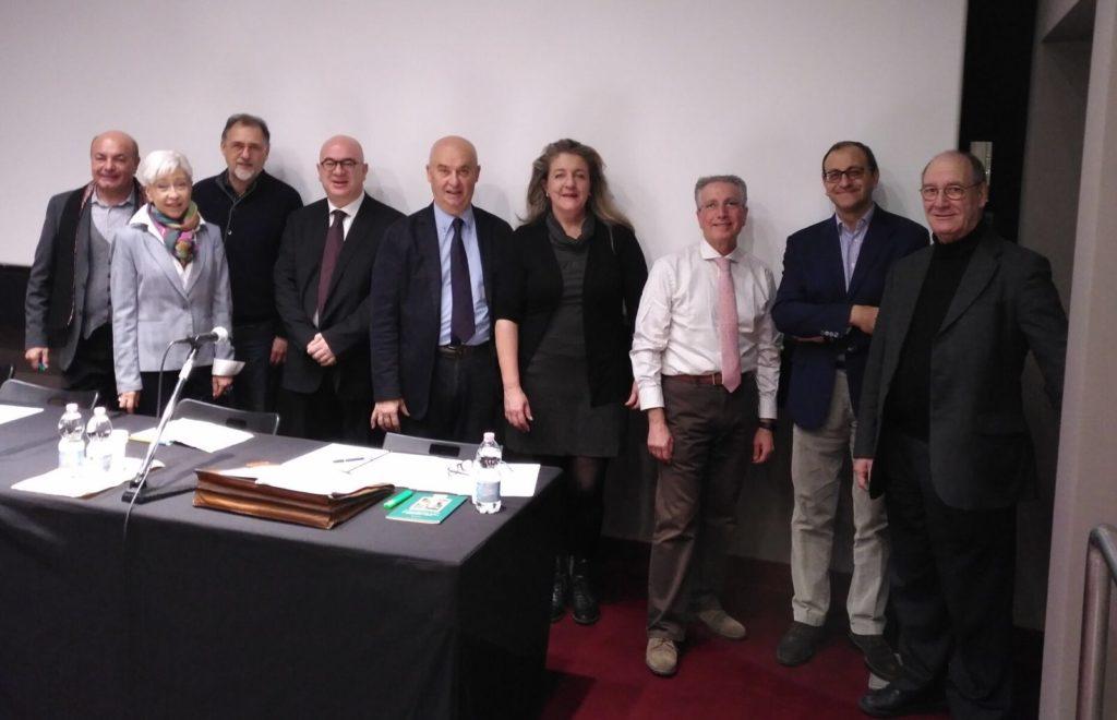 Alcuni dei presenti al Consiglio Nazionale di UNAGA